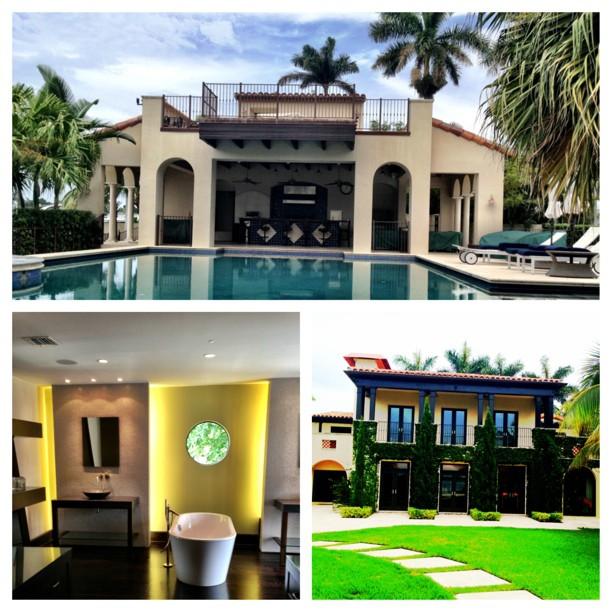 Houses For Sale Miami Beach: Around Town: Matt Damon's House For Sale On Miami Beach